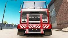 Heavy-Duty-Stoßstange für Mack MH-Ultra-Liner