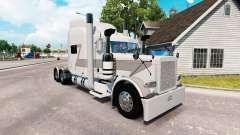 Megafon-skin für den truck-Peterbilt 389