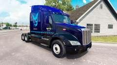 Mystic skin für den truck Peterbilt 579