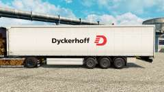 Dyckerhoff skin for trailers