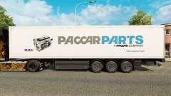 Haut Paccar Parts für Anhänger