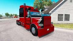 Haut-Große & Kleine für den truck-Peterbilt 389