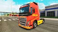 Webstühle Almelo skin für Volvo-LKW