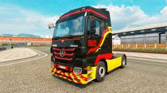 Pirelli peau pour camion Mercedes-Benz