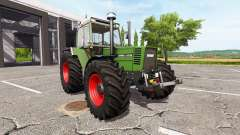 Fendt Favorit 615 LSA Turbomatik E
