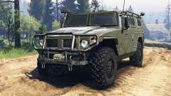 GAZ-2330 Tiger v2.0
