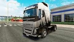 Euro Express de la peau pour Volvo camion