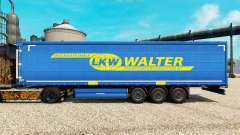 LKW WALTER skin for trailers