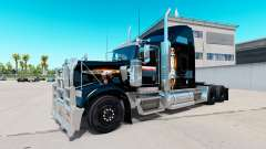 La peau Black Ops v2 sur le camion Kenworth W900