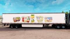 Dole Haut-extended trailer