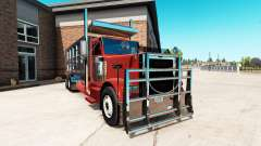 Peterbilt 379 tipper