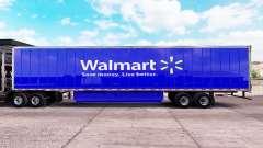 Haut Walmart extended trailer