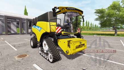 New Holland CR10.90 multicolor v2.0 für Farming Simulator 2017