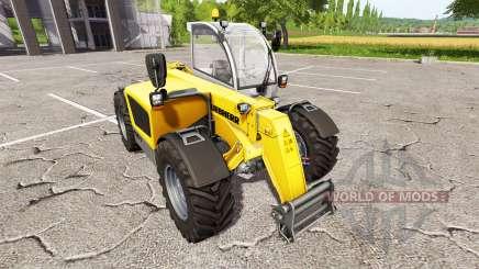 Liebherr TL 436-7 pour Farming Simulator 2017
