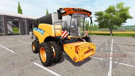 New Holland CR10.90 twin wheels für Farming Simulator 2017