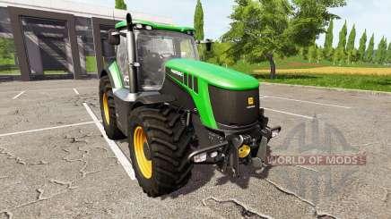JCB Fastrac 8310 v1.1 pour Farming Simulator 2017