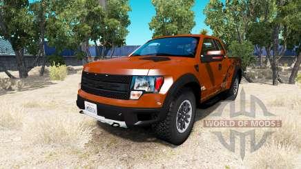 Ford F-150 SVT Raptor v1.5 für American Truck Simulator