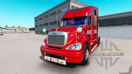 Freightliner Columbia 2005 pour American Truck Simulator