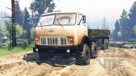 MAZ-515Р 8x8 v2.0 für Spin Tires