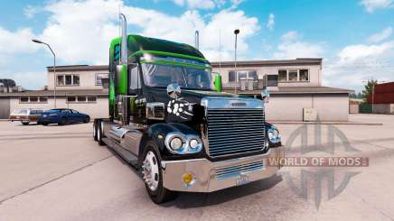 Freightliner Coronado modernization für American Truck Simulator