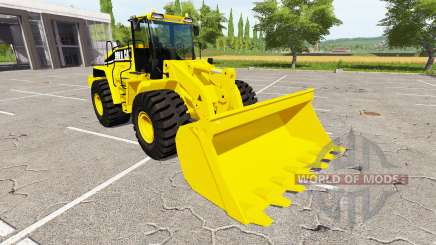 Caterpillar 980H für Farming Simulator 2017
