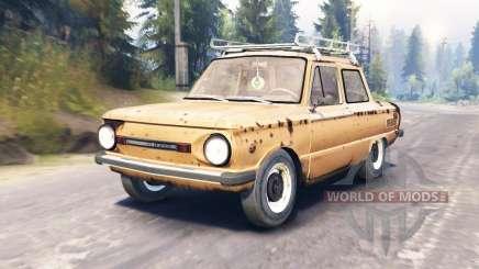ZAZ-968M pour Spin Tires