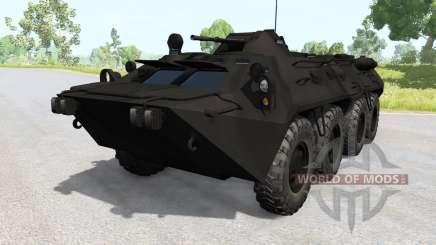 BTR-80 v2.1 für BeamNG Drive