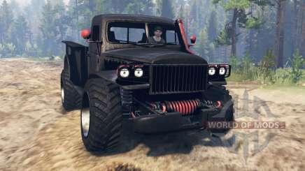GTA V Bravado Duneloader pour Spin Tires