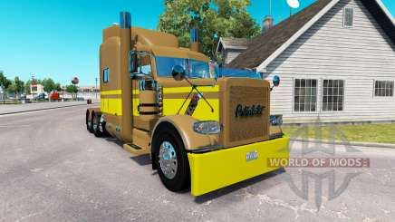 Retro peau pour le camion Peterbilt 389 pour American Truck Simulator