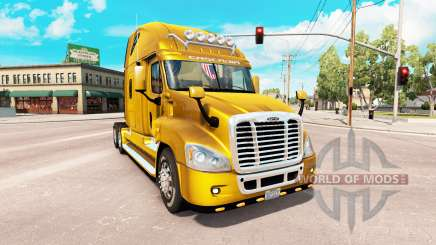 Freightliner Cascadia v2.1.3 pour American Truck Simulator