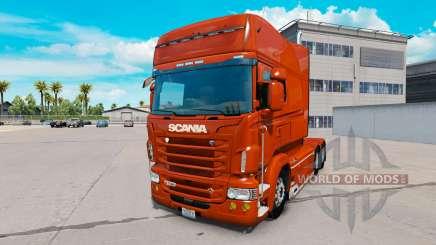 Scania R730 long v1.5.2 für American Truck Simulator
