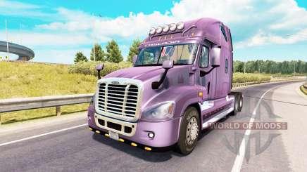 Freightliner Cascadia v2.2 pour American Truck Simulator