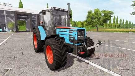 Eicher 2090 Turbo v1.1 pour Farming Simulator 2017