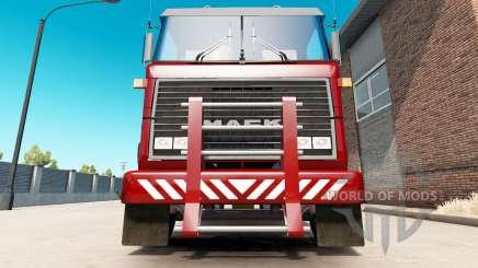 Heavy-Duty-Stoßstange für Mack MH-Ultra-Liner für American Truck Simulator
