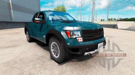 Ford F-150 SVT Raptor v1.2 für American Truck Simulator