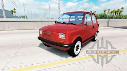 Fiat 126p für American Truck Simulator