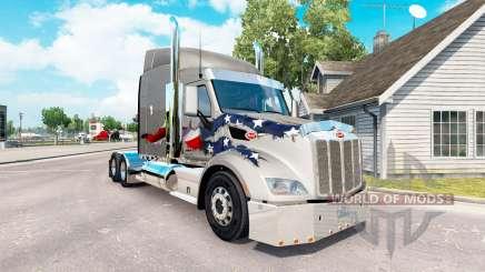 Tuning für Peterbilt 579 für American Truck Simulator