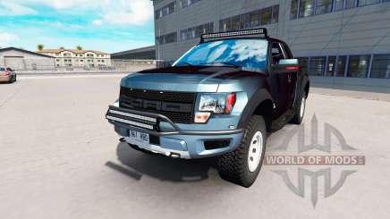 Ford F-150 SVT Raptor v2.0 für American Truck Simulator