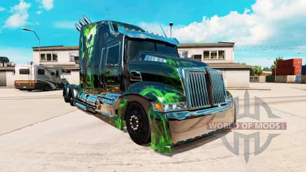 Wester Star 5700 für American Truck Simulator