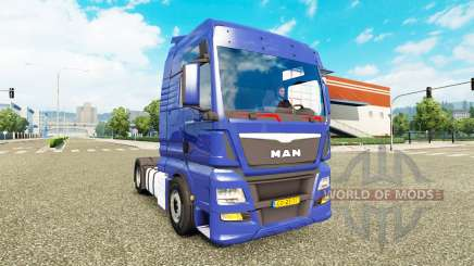 MAN TGX Euro 6 v2.3 pour Euro Truck Simulator 2
