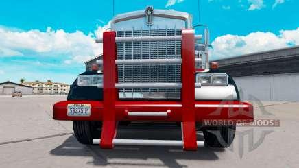 Heavy-Duty-Stoßstange für Kenworth W900 für American Truck Simulator