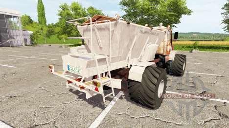 HTZ T-150K Dünger für Farming Simulator 2017