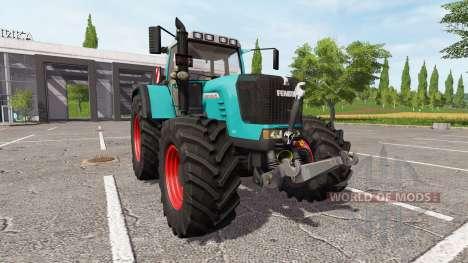 Fendt 930 Vario TMS petrol pour Farming Simulator 2017