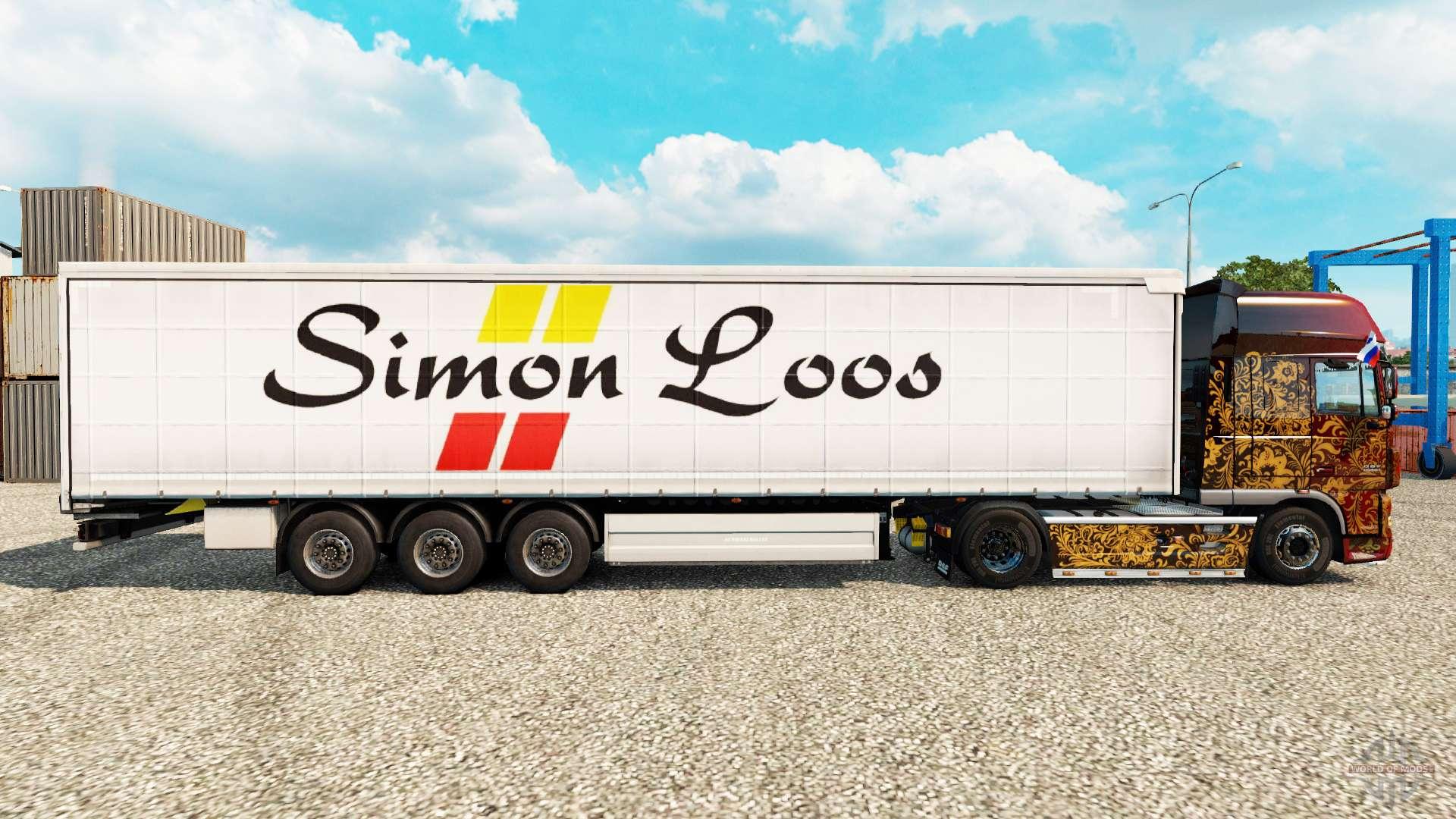 Euro Truck Simulator 2 Mods   ETS2 Mods - Modhub.us