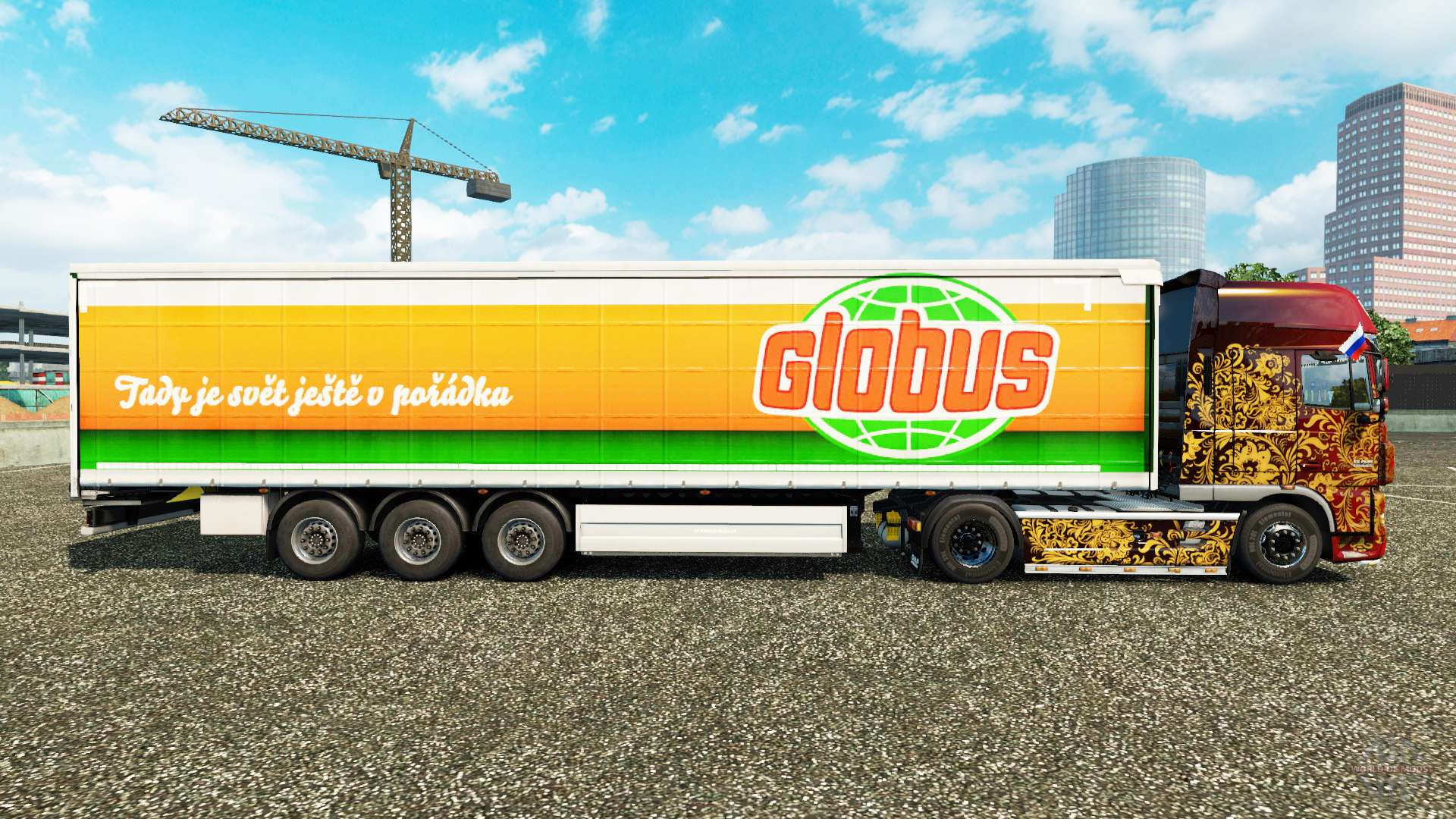 ETS 2 mods / Euro Truck Simulator 2 mods