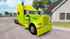 90 style de la peau pour le camion Peterbilt 389