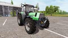 Deutz-Fahr AgroStar 6.61 faster