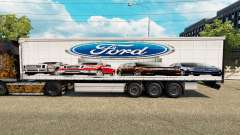 Haut Ford v2.0 curtain semi-trailer