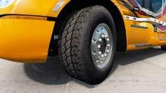 De nouvelles jantes et de pneus v1.2.1