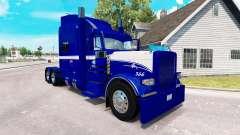Midwest de la peau pour le camion Peterbilt 389